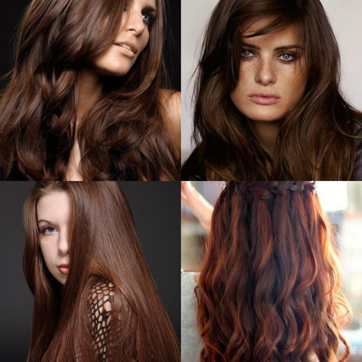 Какой цвет волос актуален